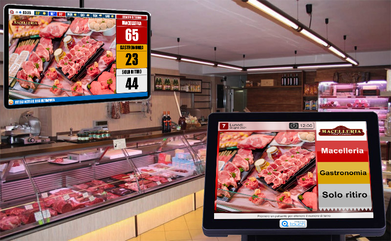 MicroTouch Lite Multifood Macelleria