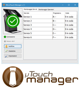 MicroTouch Manager